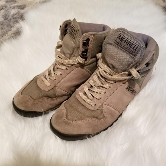 Vintage Shoes   Vintage Merrell High